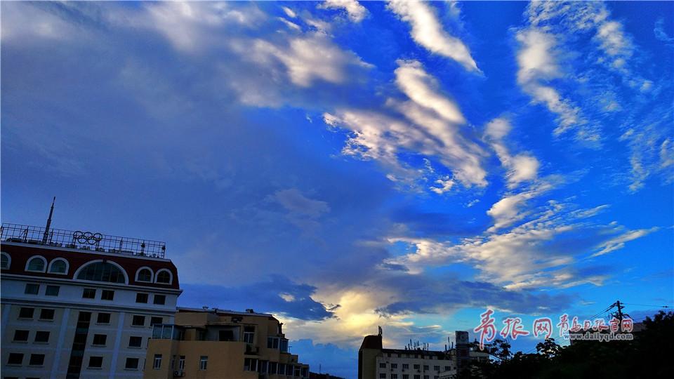 高清:气象万千 青岛最惬意的秋天美美地上线