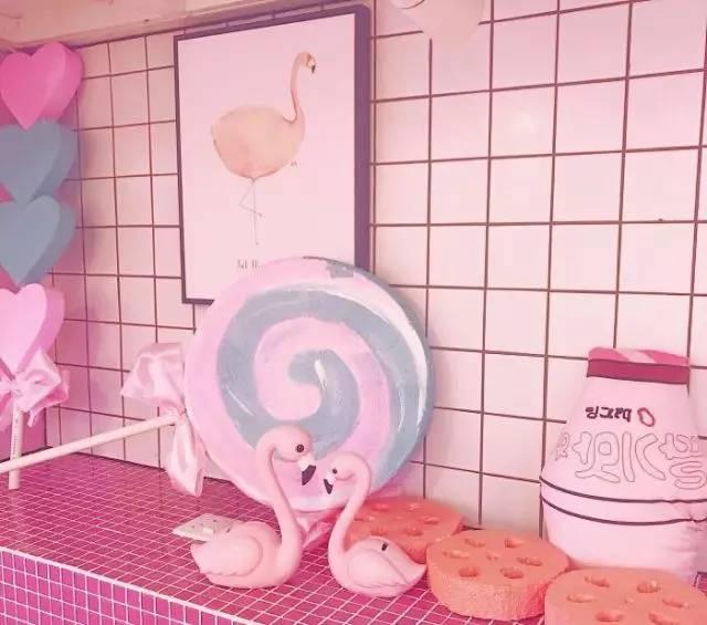 探小店|这些少女心爆棚的粉色青岛,网红漫画去凤求凰仙女头像图片