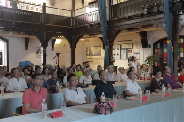 著名艺术家李洪基专题纪录片发布仪式在青举行