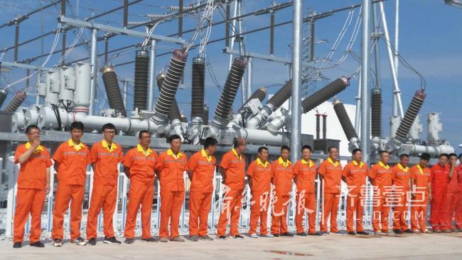 莱西10万千瓦风力发电投产每年减排约19万吨