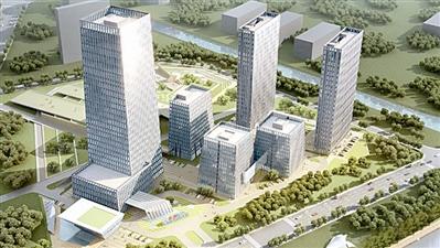 蓝谷核心区将建国际海洋创新工坊 系全球最大