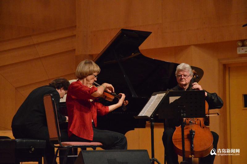 首届中德友城室内乐音乐节开幕 欧洲名家亮相