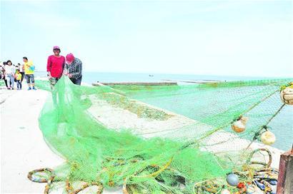 伏季休渔即将结束 市民开海当天就能尝鲜