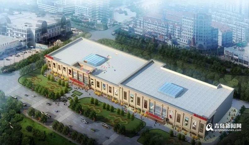 投资4亿元 辽阳西路将新建一家具博览中心