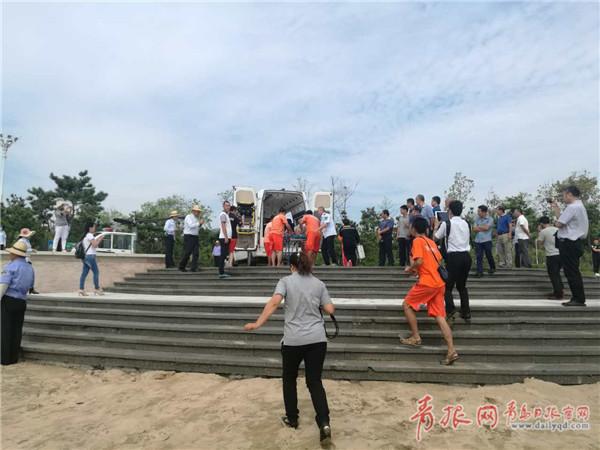 青岛各大海水浴场关闭时间确定 一浴开放至10月底