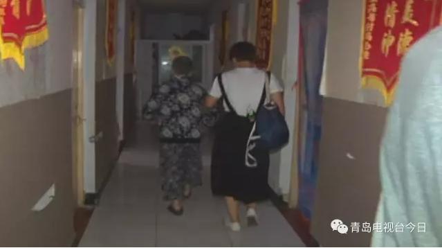 带母求学追踪 转机:有养老院愿意帮助王想