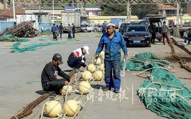 休渔期即将结束青岛397艘渔船违规作业被查