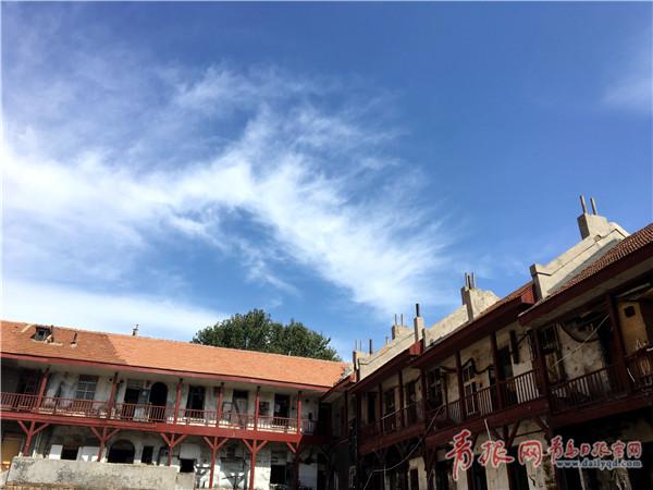 始建于1897年!青岛最老里院广兴里将建博物馆