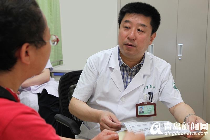 专访齐鲁医院青岛院区马榕:待病人如亲人