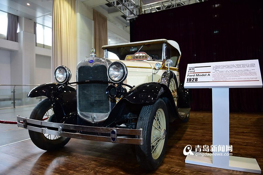 见过世界第一辆奔驰车吗?来青岛车展看看吧
