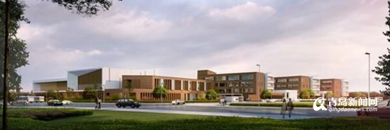 西海岸新建改扩建3所中学 两河初中明年竣工