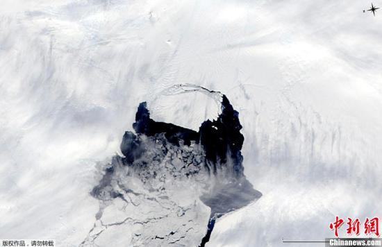 南极冰山下有温暖洞穴 可能秘藏未知物种(图)