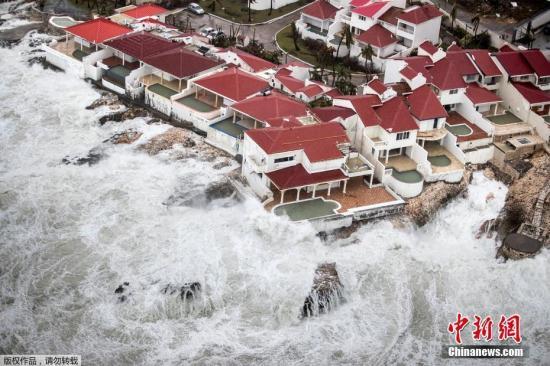 飓风肆虐美洲已20人遇难美迈阿密百万人撤离