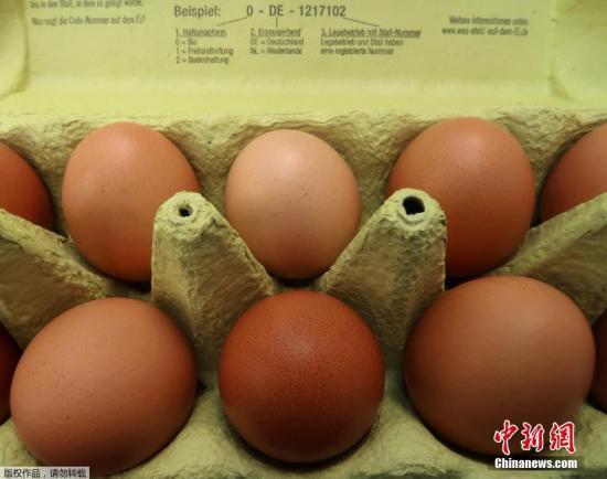 毒鸡蛋风波:法国产饼干糕点检出杀虫剂被下架