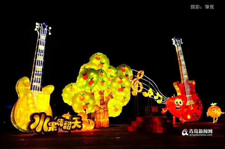 组图:青岛赏灯节本周开幕 大波美图来袭