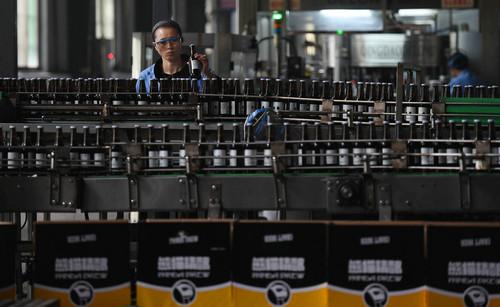 英媒称精酿啤酒在中国受青睐:花椒也被当做原料