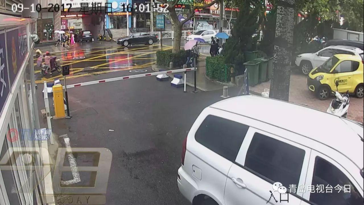 胆真大 男子酒后将车开到交警队找停车位