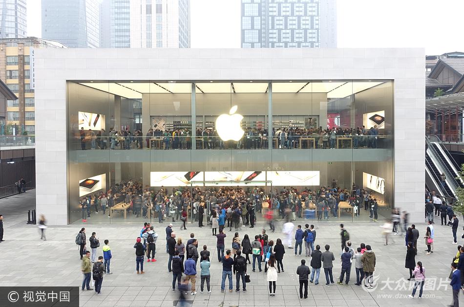 iPhone发布新机 盘点各地果粉必争之地(图)