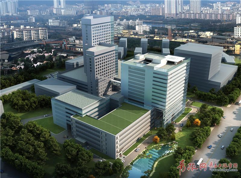 青岛重点项目进展:山大青岛校区图书馆等完工