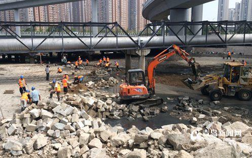 全市已整治11处黑臭水体 昌乐河等本月完工