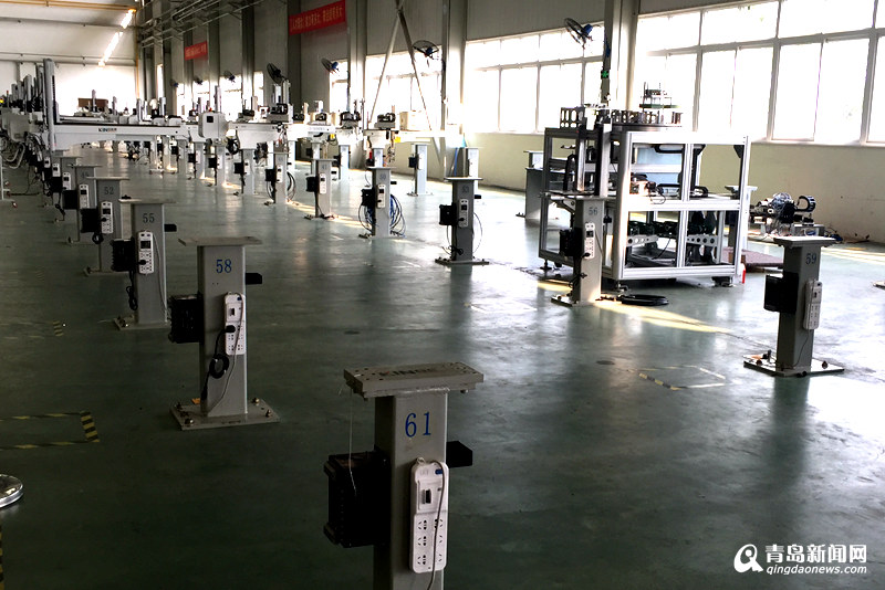 【非公经济】科捷机器人:iPhone生产线我们造