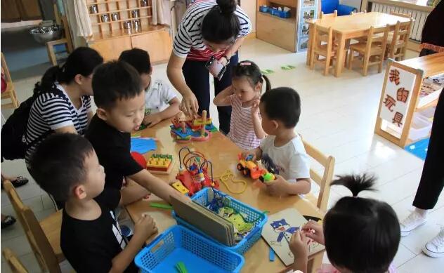 新规划:未来三年崂山将新改扩建12所幼儿园