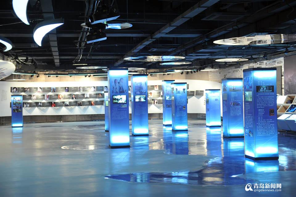 青岛电影博物馆落户西海岸 打造时光电影殿堂
