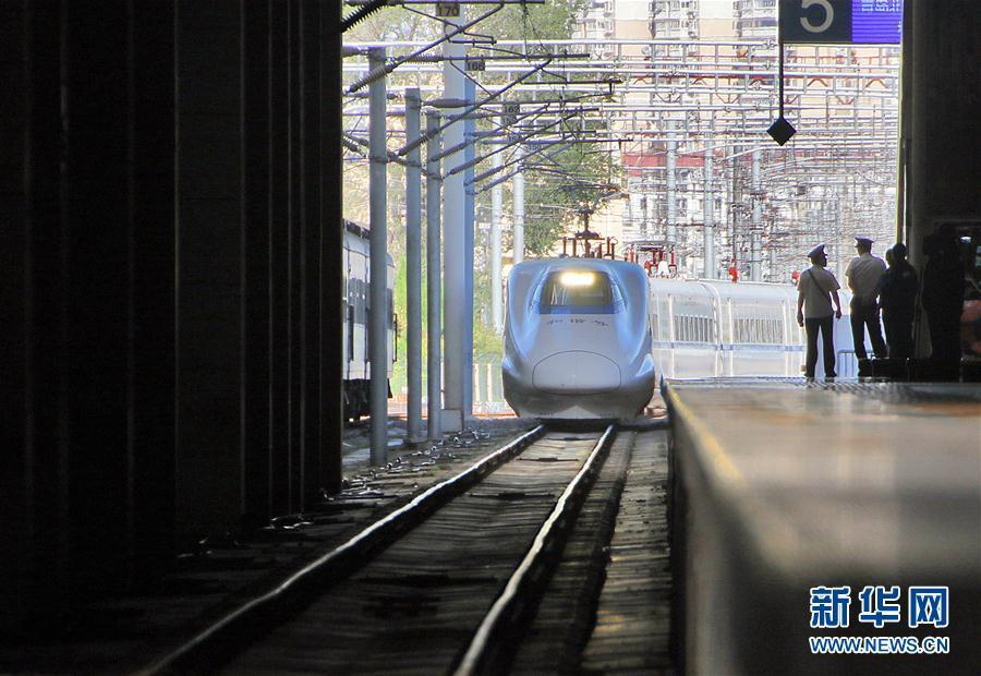 明起铁路实行新列车运行图青岛至北京增开动车