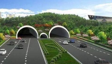 隧道全长7800米,跨海域部分4095米,双向六车道标准,设计车速为80公里