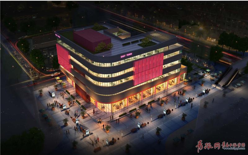与地铁1号线合建 台东将新添大型商业综合体