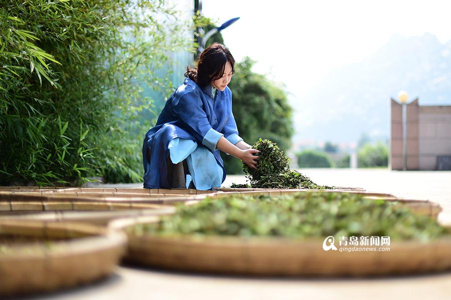 【新青年】90后茶叶掌门:筹百万建茶文化空间