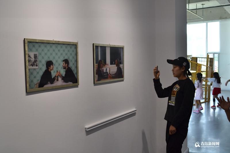 意大利当代艺术展首次登陆青岛 市民可免费参观