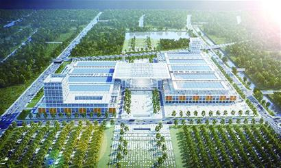 红岛国际会议展览中心将于明年全面投入使用