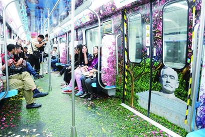 地铁重塑青岛发展格局 每年都会有一条线路建成