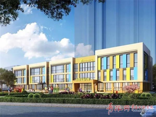 李沧3所学校有了时间表 君峰路中学2019年底竣工