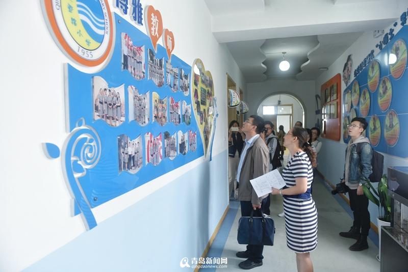 聚焦市南教育:5年投45亿元改扩建7所学校