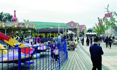 大沽河成青岛新名片假期接待游客26.3万人次