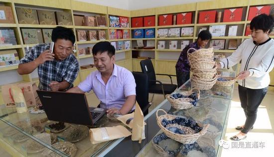 一天一亿件 这项业务中国连续三年世界居第一