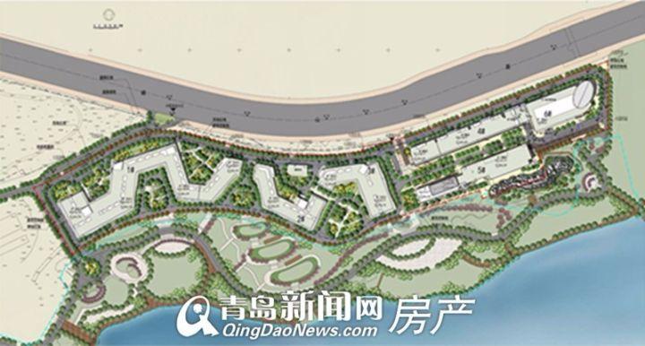 青岛新建一条海鲜美食街 美食+海景+商业+酒店
