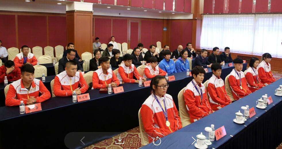 青岛健儿全运会揽下23金 金牌运动员成榜样