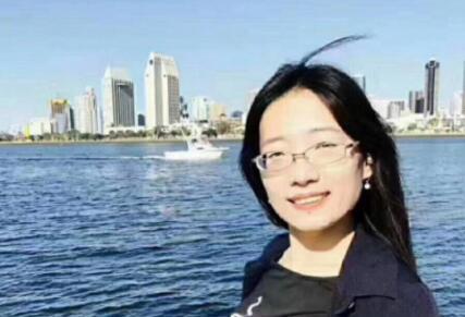 在美失联中国女留学生新进展:校方证其已离世