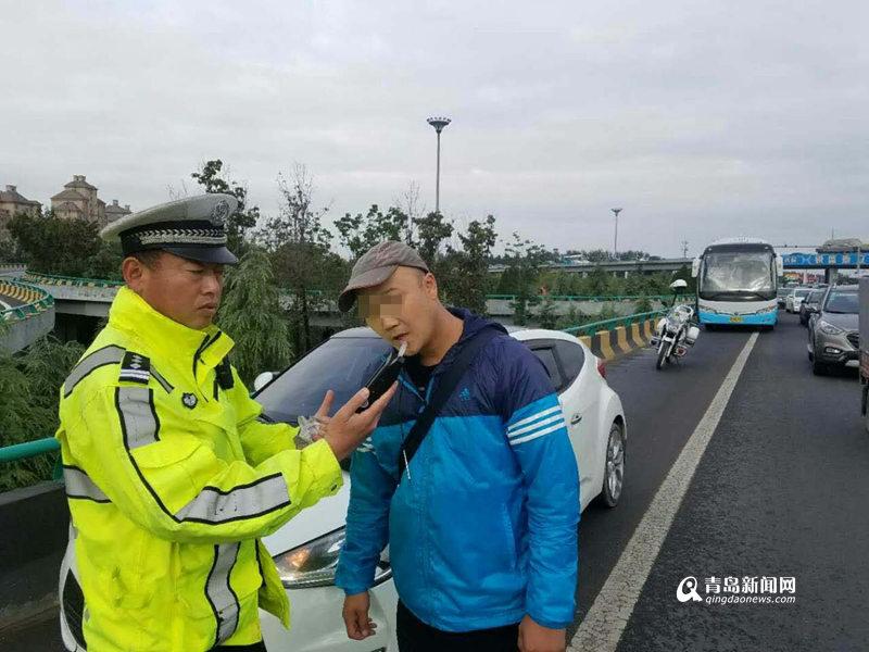男子宿醉未醒开大客上路 车上还有25名乘客
