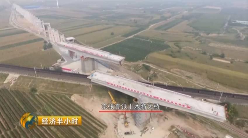 中国这座大桥会空中旋转 转体重量高达5613吨