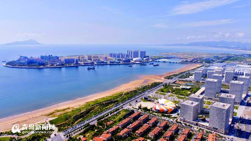 【砥砺奋进】西海岸:活力新区引领发展新高度
