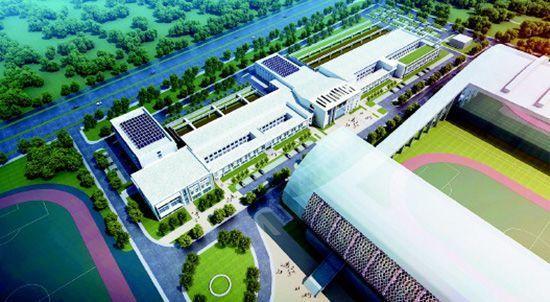 这些体育场馆明年启用 将开放给市民健身