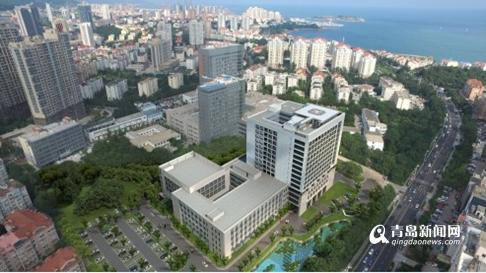 市立医院东院二期开始精装修 明年3月投入使用