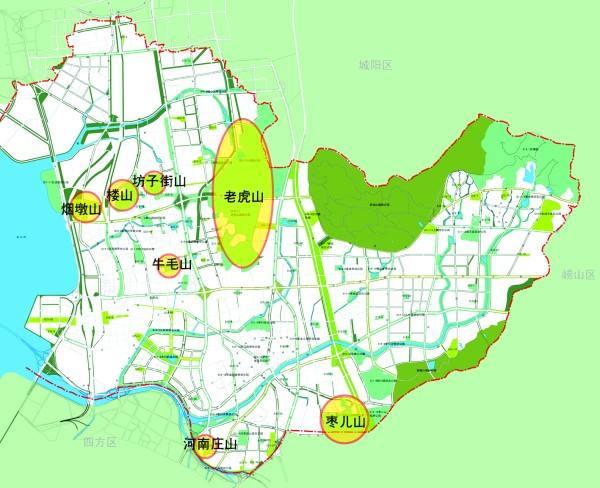 青岛火车站商圈改造项目计划2018年回迁