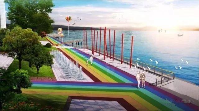 西海岸又要修一条滨海大道 打造沿海视觉通廊