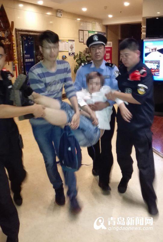 【最美警察】庞成举:18年挽救20多人生命