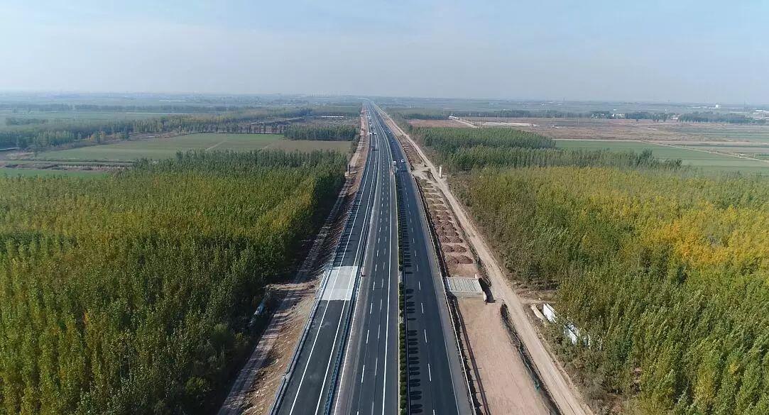济青北线将由双幅双向四道转为单幅双向通车